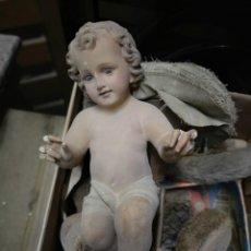 Antigüedades: NIÑO JESUS. Lote 157904694