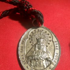 Antigüedades: MEDALLA COFRADÍA MISERICORDIA MALAGA. Lote 157907302