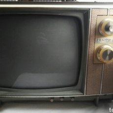 Antigüedades: ANTIGUO TELEVISOR ZENITH M 1260 TELEVISIÓN TV USA VINTAGE. Lote 157963640