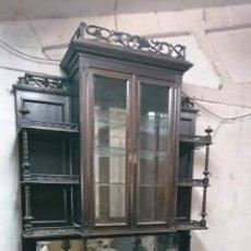 Antigüedades: GIGANTESCA ALACENA MODERNISTA. Lote 158015638