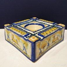 Antigüedades: ESPECIERO DE CERÁMICA DE TALAVERA. SIGLO XX.. Lote 158058986