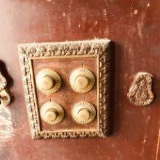 Antigüedades: CAJA DE CAUDALES .SIGLO XIX.. Lote 158061000