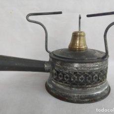 Antigüedades: INFIERNILLO - HORNILLO . Lote 158132382