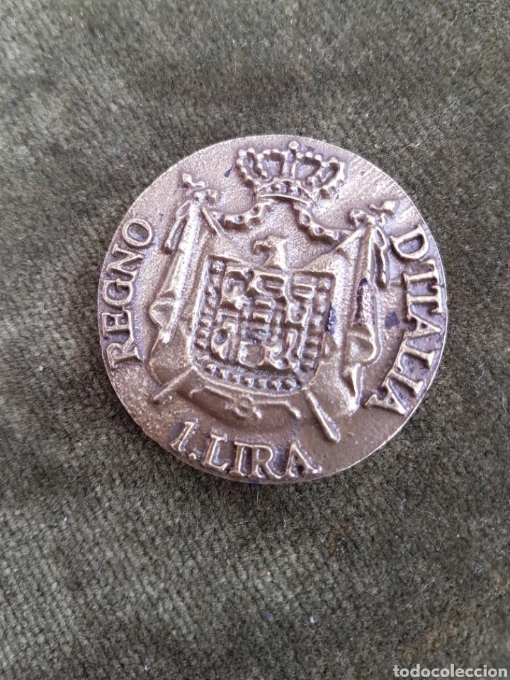 Antigüedades: MEDALLA BRONCE NAPOLEON - Foto 2 - 158211722
