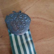 Antigüedades: RARA MEDALLA SEC. Lote 158239714