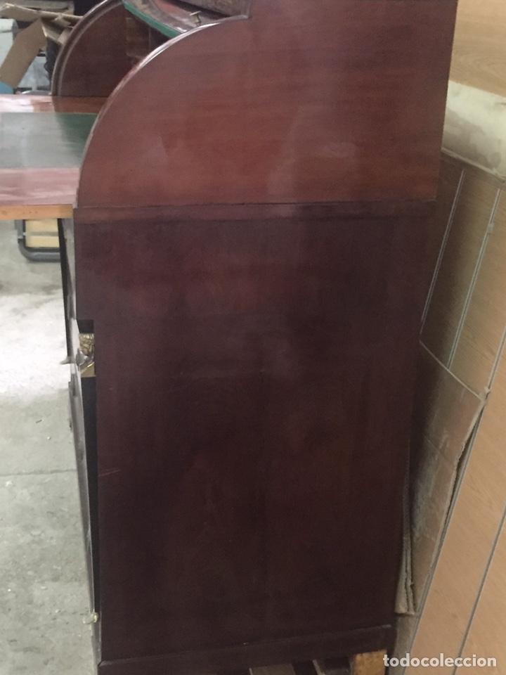 Antigüedades: Buró escritorio estilo inglés - Foto 6 - 158248128