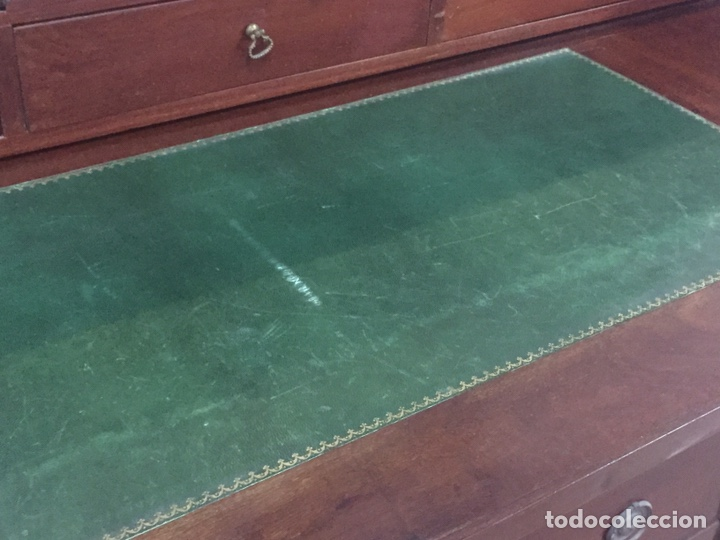 Antigüedades: Buró escritorio estilo inglés - Foto 12 - 158248128