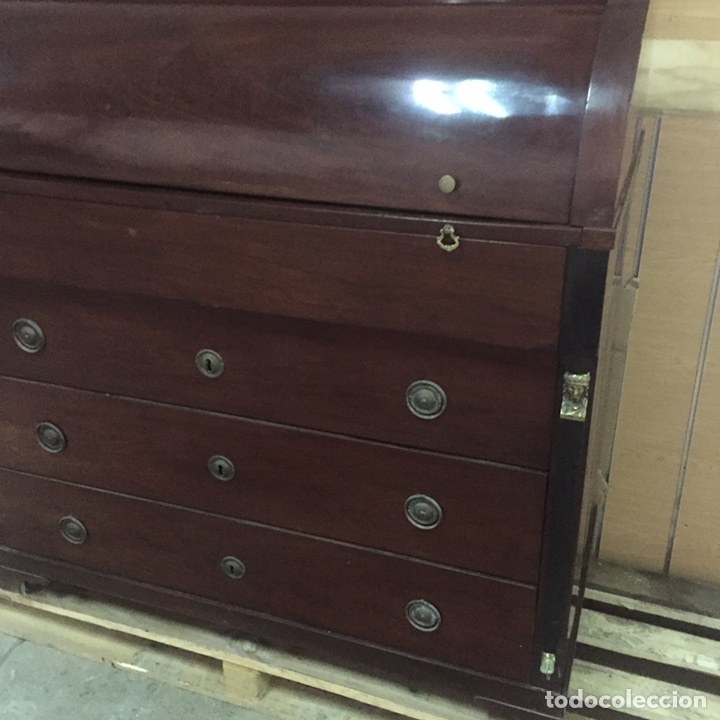 Antigüedades: Buró escritorio estilo inglés - Foto 33 - 158248128