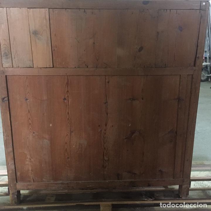 Antigüedades: Buró escritorio estilo inglés - Foto 37 - 158248128
