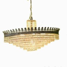 Antigüedades: LAMPARA. Lote 158270770