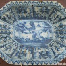 Antigüedades: FUENTE OCHAVADA. TALAVERA S. XVIII. Lote 158280826