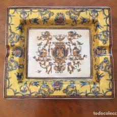 Antigüedades: CENICERO CERAMICA CHINA. Lote 158383902