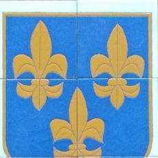 Antigüedades: HERALDICA FLORES. Lote 158400910