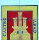 Antigüedades: HERALDICA CASTRO ABAD. Lote 158401094