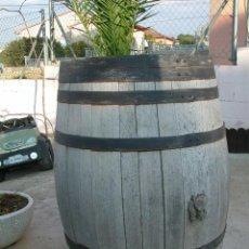 Antigüedades: GRAN TONEL, BARRIL O BOTA DE VINO.. Lote 194755547