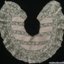 Antigüedades: ANTIGUA CAPELINA DE ENCAJE DE VALENCIENNES PPIO.S.XX. Lote 158466318