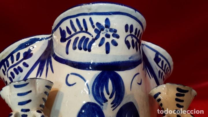 Antigüedades: ANDUJAR...... GRAN JARRA. - Foto 3 - 158471482
