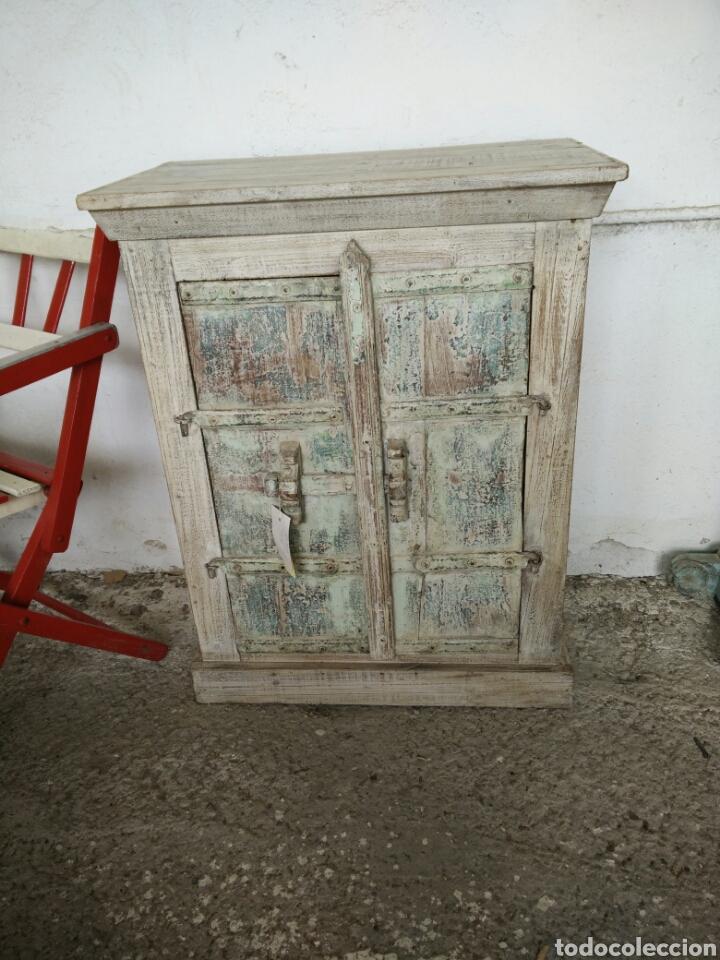 ALACENA RUSTICA (Antigüedades - Muebles Antiguos - Armarios Antiguos)