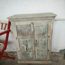 Antigüedades: ALACENA RUSTICA. Lote 158526982