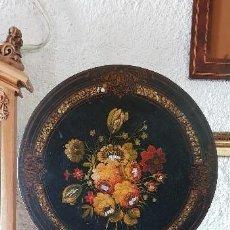 Antigüedades: MESA VELADOR. Lote 158570970