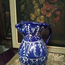 Antigüedades: JARRA DE MANISES SIGLO XIX.. Lote 158595838