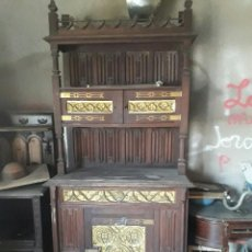 Antigüedades: APARADOR MODERNISTA. Lote 158598738