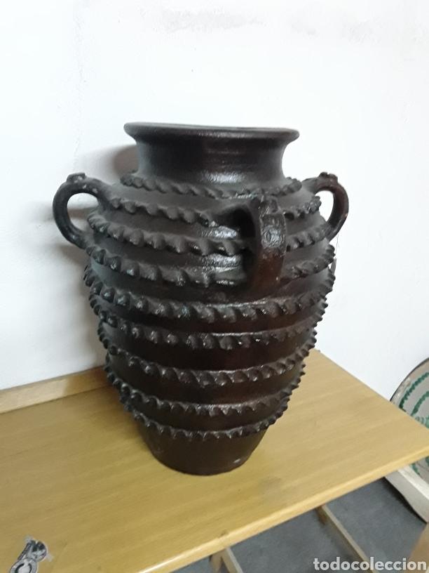 TINAJA DE BARRO (Antigüedades - Porcelanas y Cerámicas - Otras)