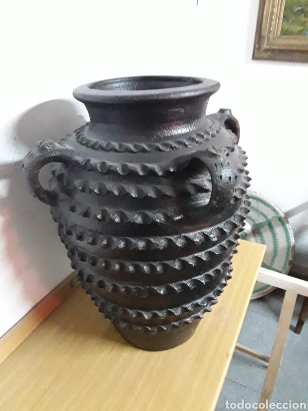 Antigüedades: Tinaja de barro - Foto 2 - 158650060