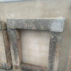Antigüedades: MARCO PARA VENTANA PIEDRA DE GRANITO. Lote 158658032