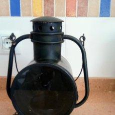 Antigüedades: FAROL FERROVIARIO. Lote 158752806