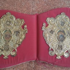Antigüedades: RELICARIOS ANTIGUOS. Lote 157729182