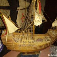 Antigüedades - Maqueta barco español - 158813906