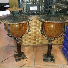 Antiquitäten - Faroles antiguos - 158892945