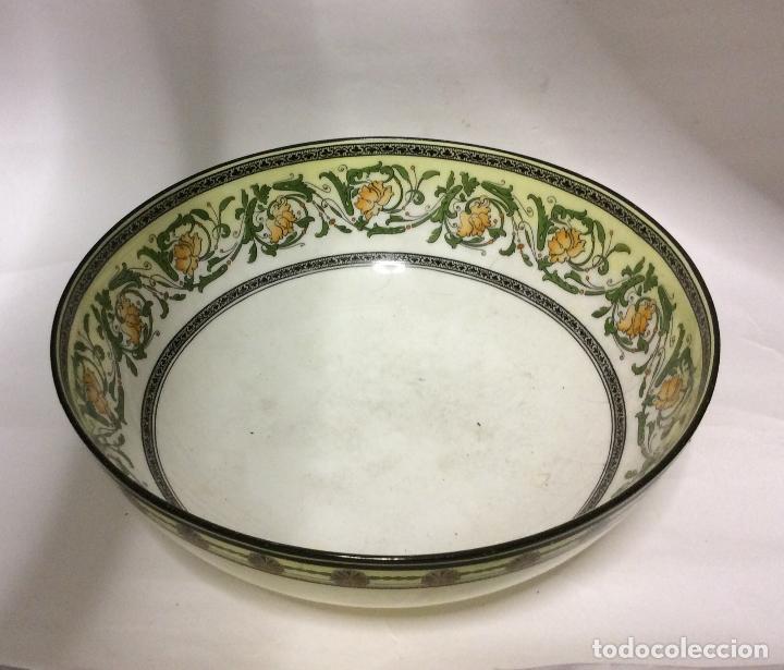ROYAL DULTON,ANTIGUO CUENCO INGLÉS EN PORCELANA,21,5 CM DIÁMETRO (Antigüedades - Porcelanas y Cerámicas - Inglesa, Bristol y Otros)
