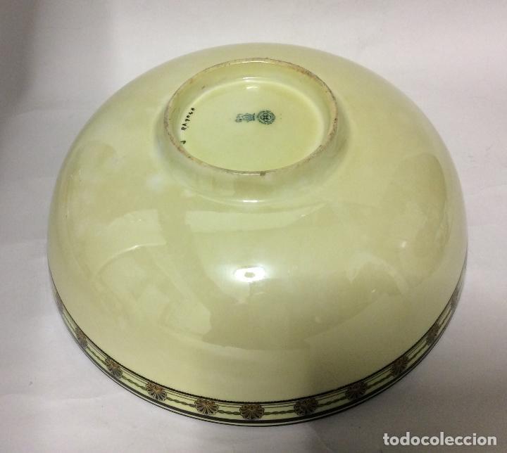 Antigüedades: ROYAL DULTON,antiguo cuenco Inglés en Porcelana,21,5 cm diámetro - Foto 2 - 158922074