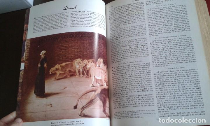 Antigüedades: SAGRADA BIBLIA EDICIÓN ECUMÉNICA. 1973 - Foto 6 - 158932398