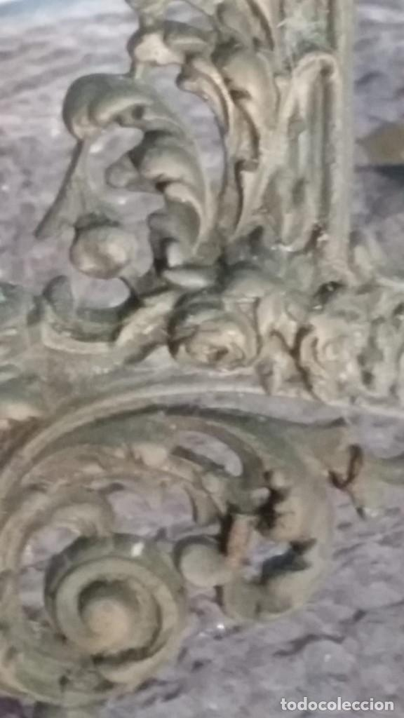 Antigüedades: marco bronce - Foto 4 - 158962042