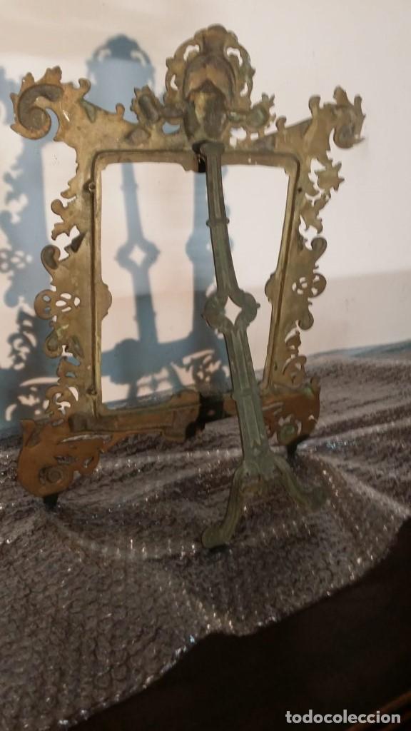Antigüedades: marco bronce - Foto 6 - 158962042