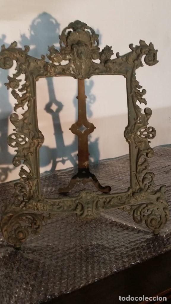 Antigüedades: marco bronce - Foto 7 - 158962042