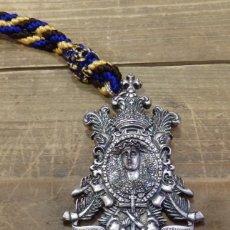 Antigüedades: SEMANA SANTA SEVILLA, MEDALLA CORONACION CANONICA VIRGEN DE LA PALMA, BUEN FIN. Lote 159010818
