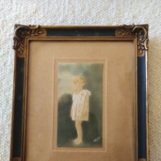 Antigüedades: ANTIGUO CUADRO DE LOS AÑOS 20.. Lote 159014948