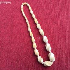 Antigüedades - Collar marfil - 159044038