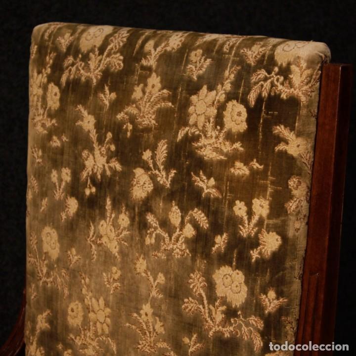 Antigüedades: Pareja de sillones franceses Art Nouveau - Foto 5 - 159065966