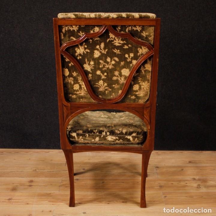 Antigüedades: Pareja de sillones franceses Art Nouveau - Foto 6 - 159065966