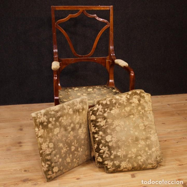 Antigüedades: Pareja de sillones franceses Art Nouveau - Foto 10 - 159065966