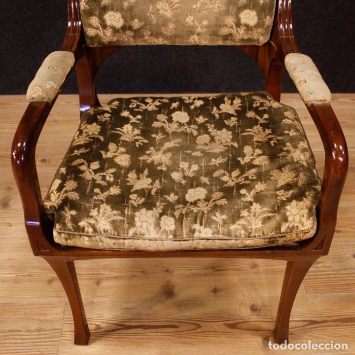Antigüedades: Pareja de sillones franceses Art Nouveau - Foto 11 - 159065966
