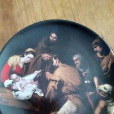 Antigüedades: PLATO PORCELANA VSTAALEGRE. Lote 159117216
