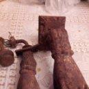 Antigüedades: CONJUNTO DE LLAMADORES ANTIGUOS 1900. Lote 159143624