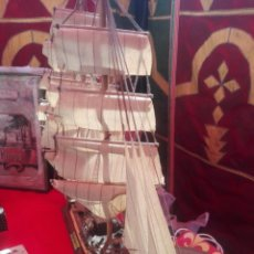Antigüedades: BARCO MADERA CLIPPER XIX . Lote 159179822