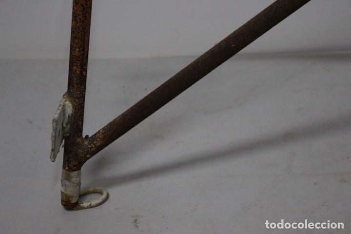 Antigüedades: enorme lampara industrial Egsa de 40 cm de diametro. años 30 - Foto 7 - 159203114